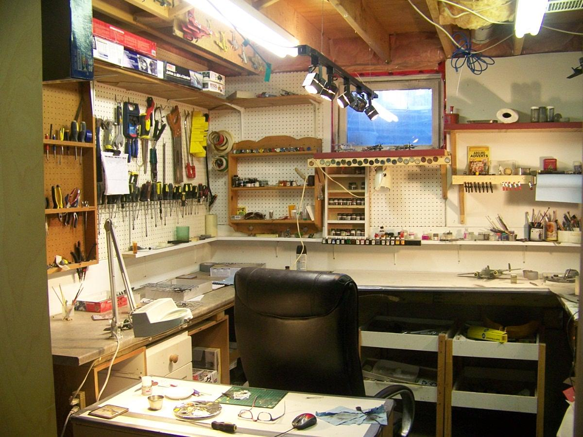 My Man Cave Modelling Discussion Large Scale Modeller
