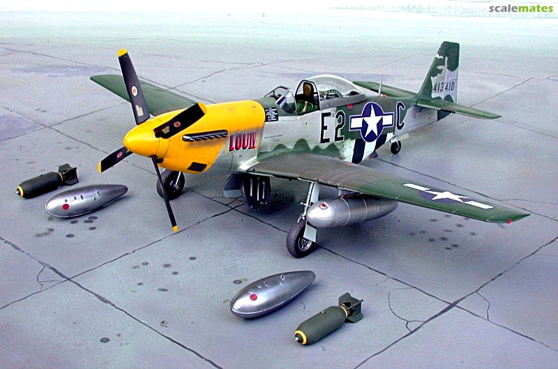 Mustang Model Kit >> 1/32 Revell P-51D Mustang TEST SHOT - Aircraft Reviews - Large Scale Modeller