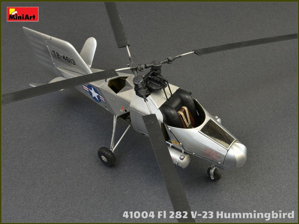 1/35 Flettner Fl 282V-23 Hummingbird - Aircraft Reviews