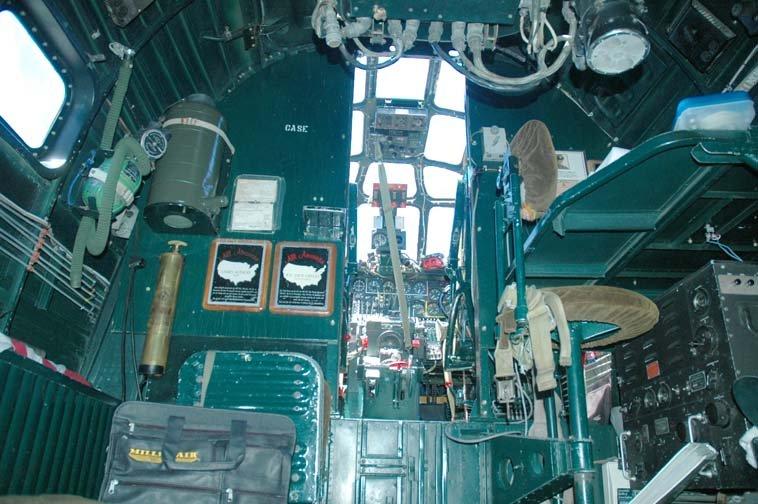 DSC_0448 B-24J N224J Witchcraft interior naviator station l.jpg