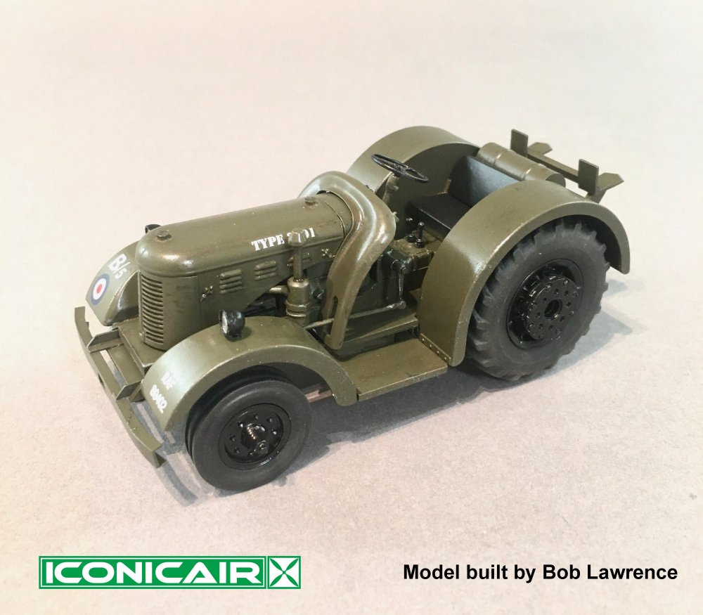 Iconicair 1-32 David Brown RAF Tractor 001.jpg