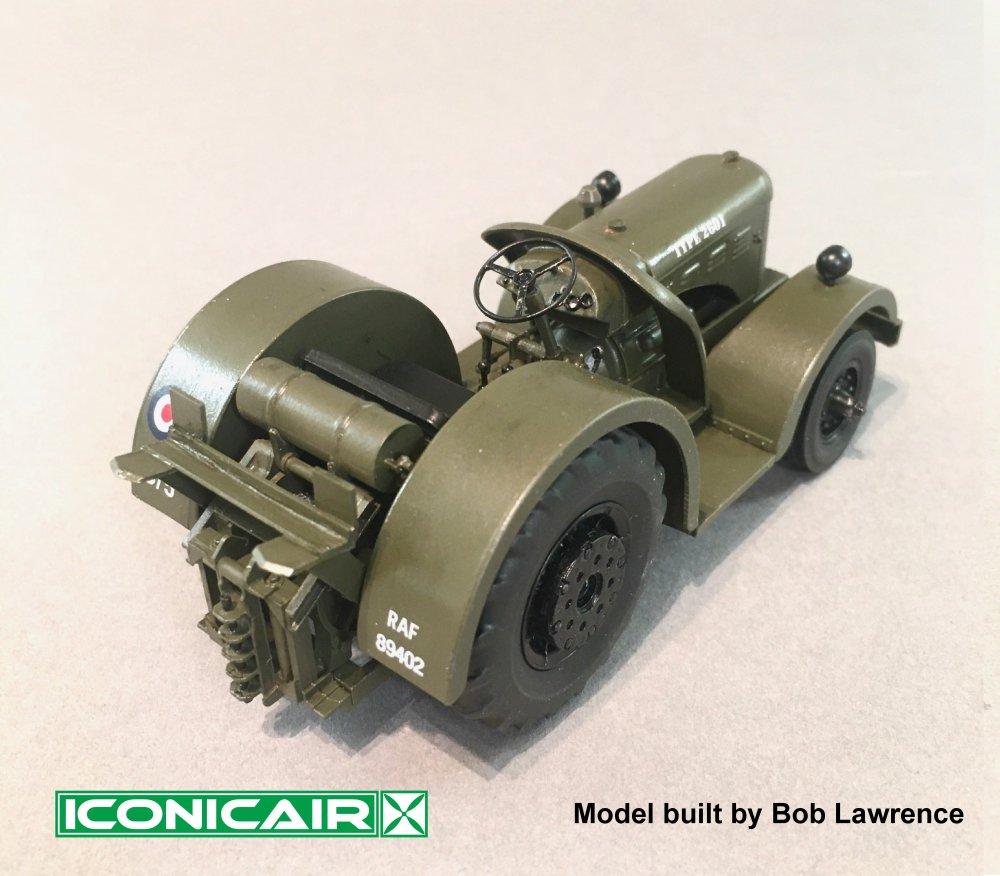 Iconicair 1-32 David Brown RAF Tractor 002.jpg